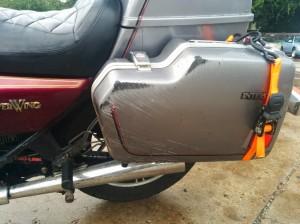 Bag crash
