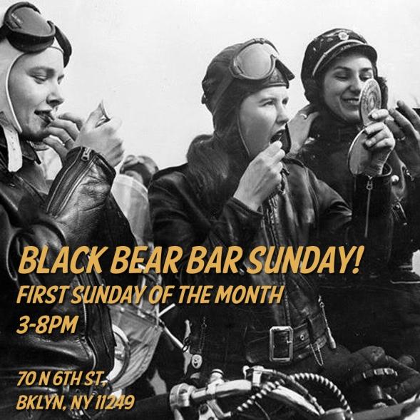 MF black bear bar sundays IG